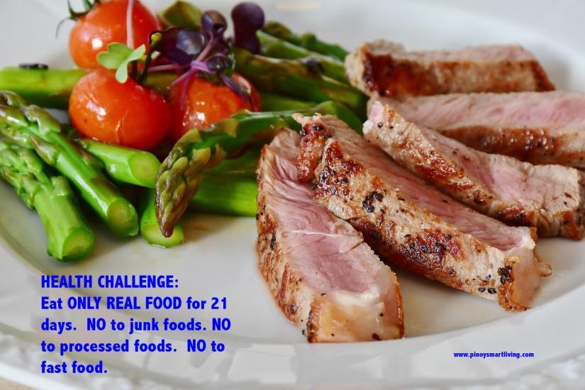 Health Challenge