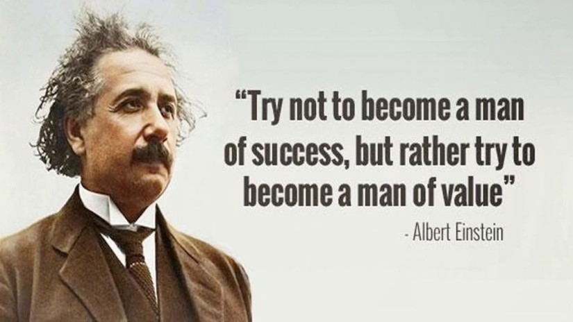 Einstein's Genius