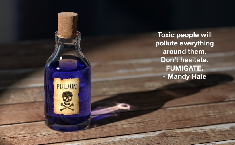10 Toxic People That You Should Avoid