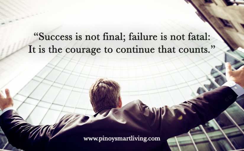 Courage Counts theMost