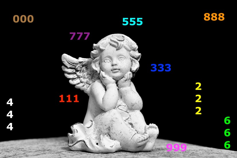 Angel Messages:  Do you See Repeating Numbers?