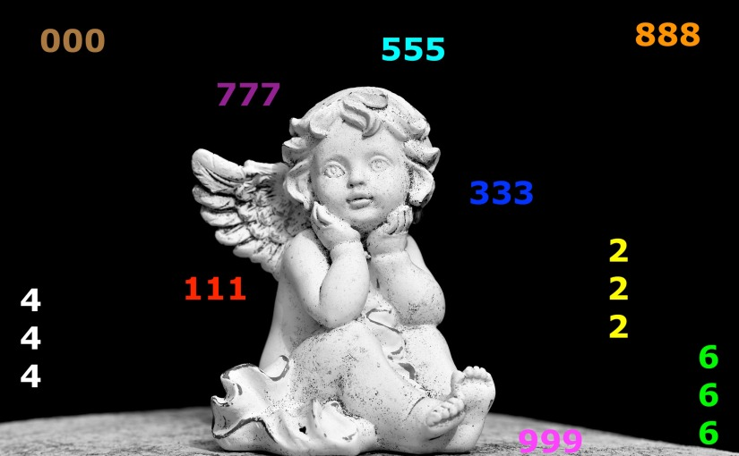 Angel Messages:  Do you See RepeatingNumbers?
