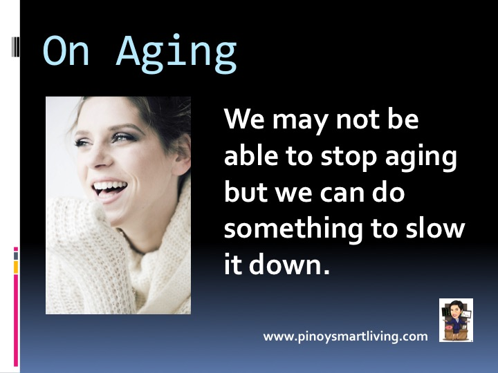 Slow Down Ageing