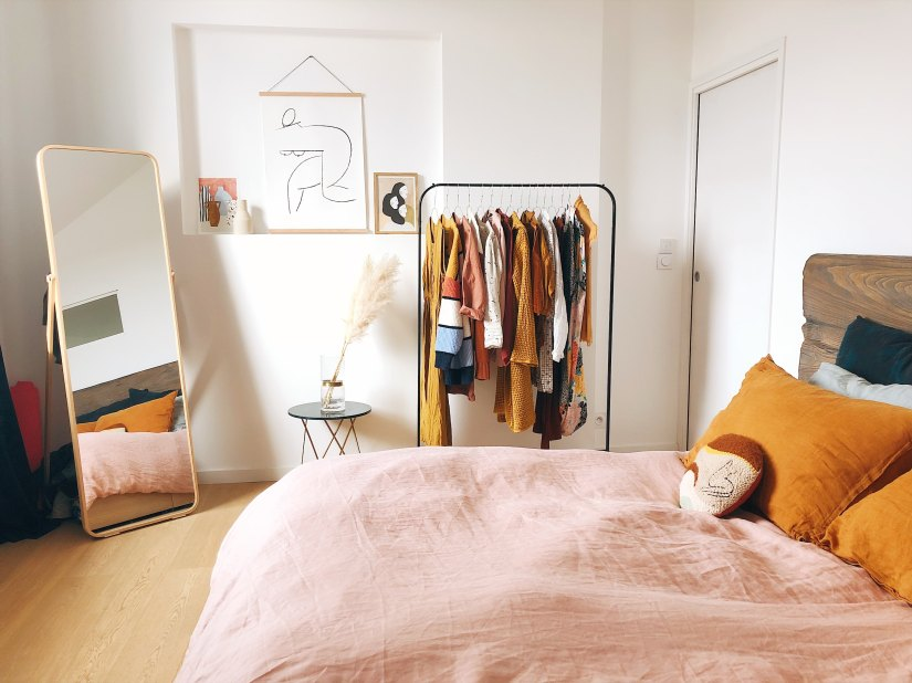 5 Tips to Organize Your Wardrobe