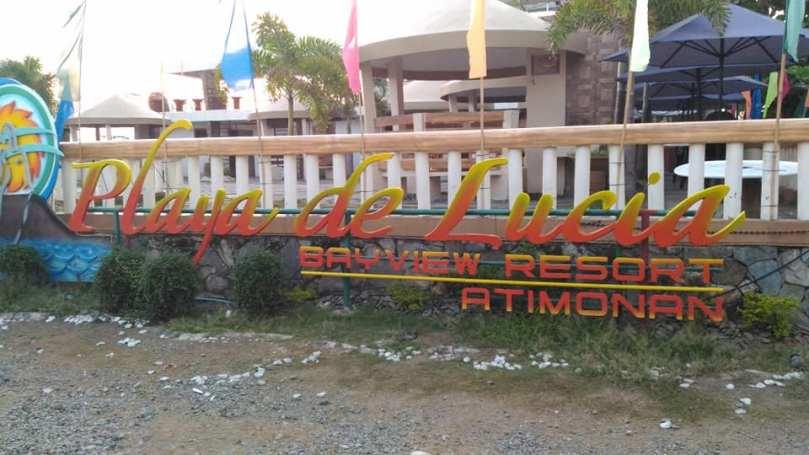 Playa de Lucia Bayview Resort Atimonan