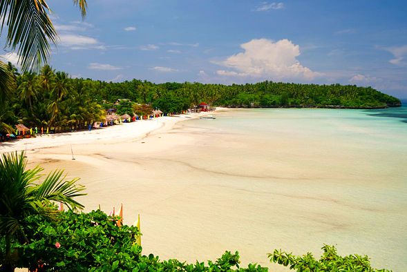 Santiago Beach Camotes Island
