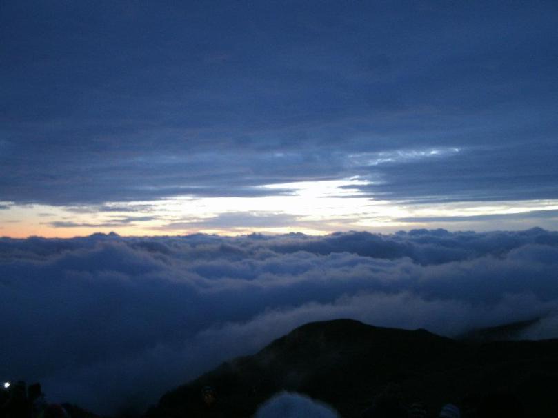 Sea of Clouds daw 2